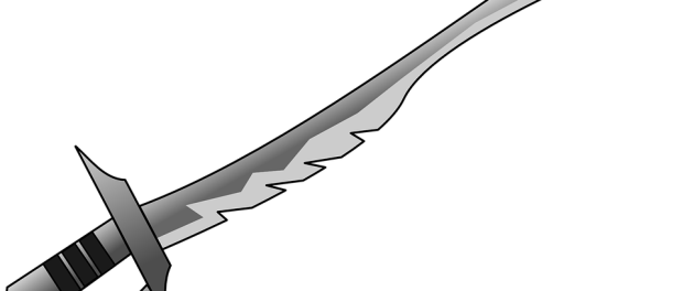sword this blog needs poetry